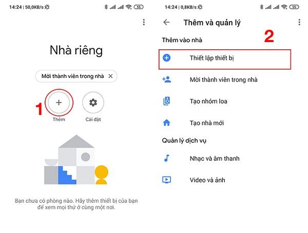 Hướng dẫn kết nối, điều khiển các thiết bị Xiaomi qua Google Home