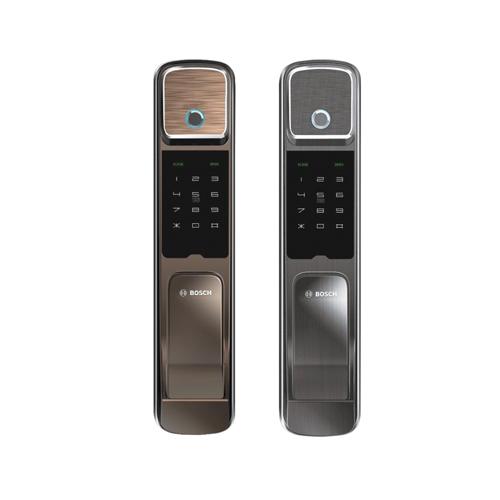 Khóa cửa điện tử vân tay Bosch FU550