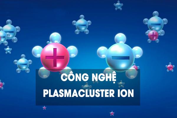 Công nghệ Plasmacluster Ion