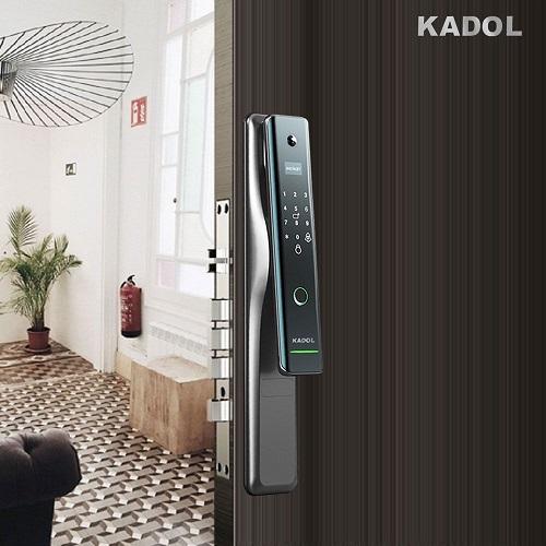Khóa cửa vân tay Kadol k789