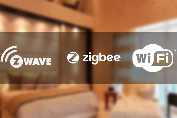 Z-Wave, Zigbee, Wifi và Insteon